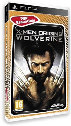 Игра SONY X-Men Origins: Wolverine (Essentials) для  PSP Eng