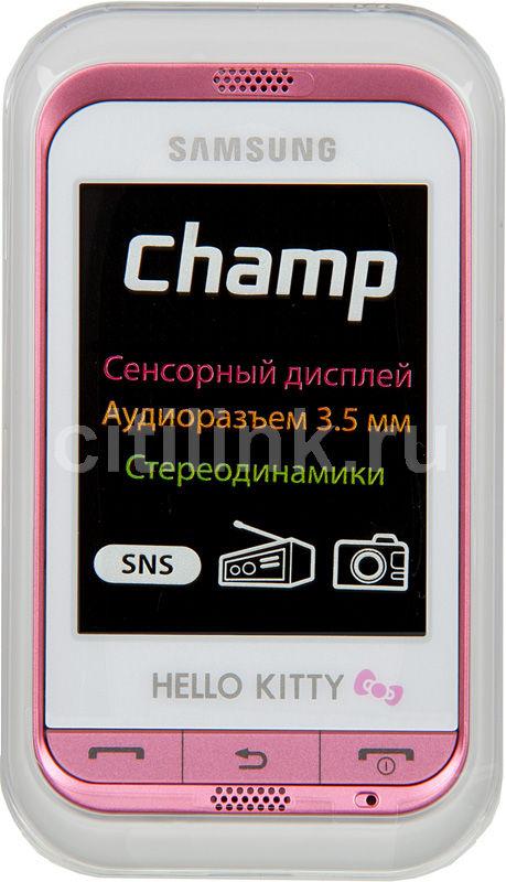 85e0d0f9a2825 Купить Мобильный телефон SAMSUNG Hello Kitty GT-C3300i, белый ...