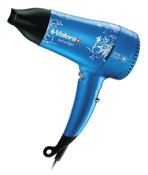 Фен VALERA 545.08FL, 2000Вт, синий