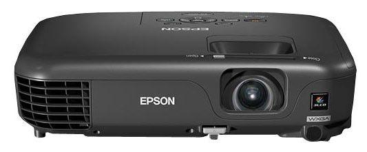 Проектор EPSON EB-W02 черный [v11h431140]
