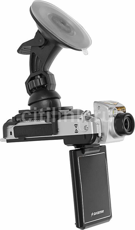 Видеорегистратор DIGMA DVR-700 серебристый