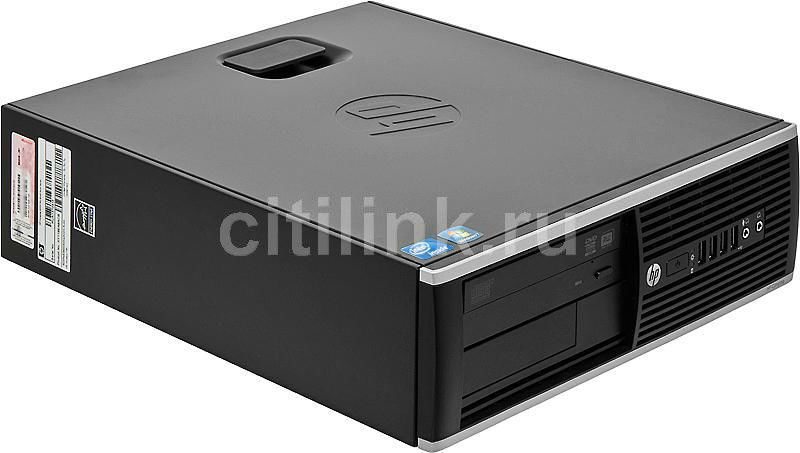 Компьютер  HP Pro 6200 SFF,  Intel  Celeron  G530,  DDR3 2Гб, 500Гб,  Intel HD Graphics,  DVD-RW,  Windows 7 Professional,  черный [xy266ea]