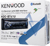 Автомагнитола KENWOOD KDC-BT41U,  USB вид 7
