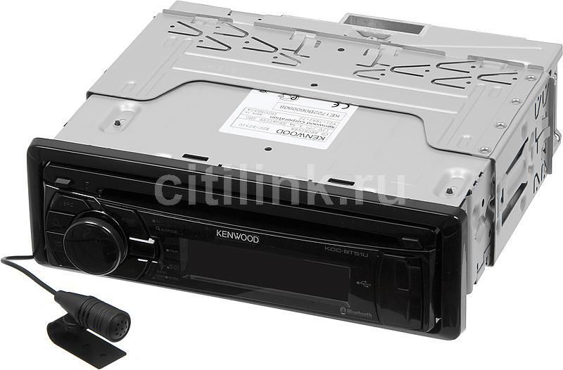 Автомагнитола KENWOOD KDC-BT51U,  USB
