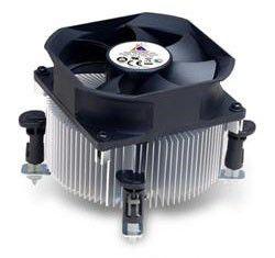 Устройство охлаждения(кулер) GLACIALTECH Igloo 5063 Light Combo,  80мм, Ret