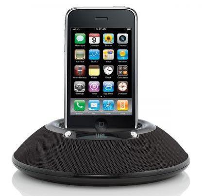 Док-станция JBL On Stage Micro II черный  (iPhone, iPod)