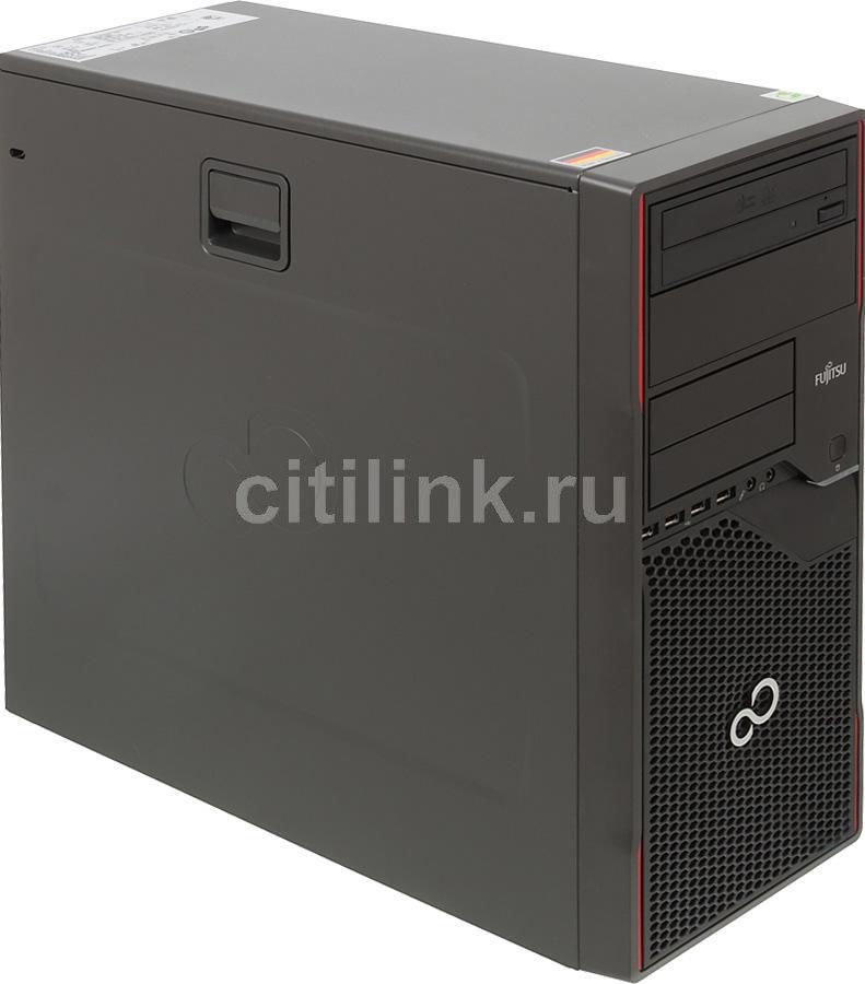 Компьютер  FUJITSU ESPRIMO P900 MT 0-Watt,  Intel  Core i5  2400,  DDR3 4Гб, 500Гб,  Intel HD Graphics 2000,  DVD-RW,  Windows 7 Professional,  черный [vfy:p0900pxg11ru]