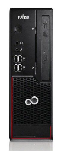 Компьютер  FUJITSU ESPRIMO C700 USFF,  Intel  Core i3  2120,  DDR3 2Гб, 500Гб,  Intel HD Graphics 2000,  DVD-RW,  Windows 7 Professional,  черный [vfy:c0700pf051ru]