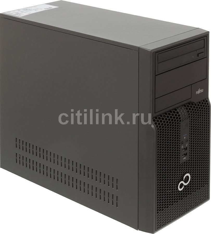 Компьютер  FUJITSU ESPRIMO P400 MT,  Intel  Core i3  2120,  DDR3 4Гб, 500Гб,  Intel HD Graphics 2000,  DVD-RW,  Windows 7 Professional,  черный [vfy:p0400pf141ru]