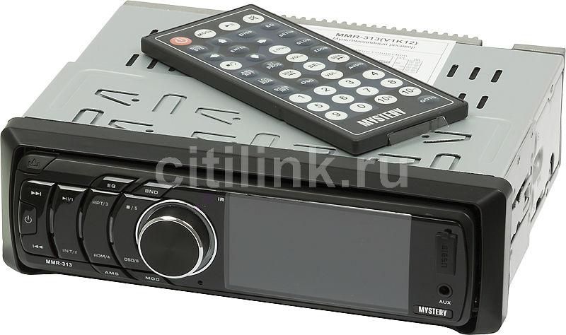 Автомагнитола MYSTERY MMR-313,  USB,  SD/MMC