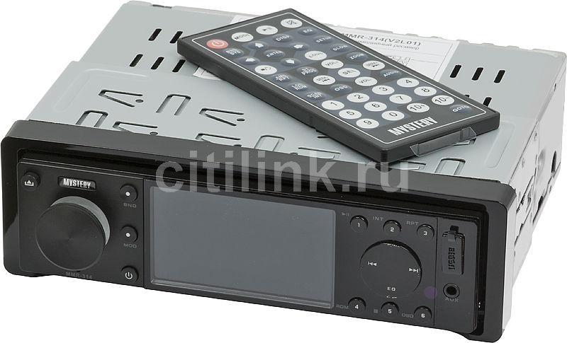 Автомагнитола MYSTERY MMR-314,  USB,  SD/MMC