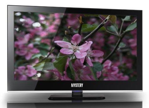 "LED телевизор MYSTERY MTV-4214LW  ""R"", 42"", FULL HD (1080p),  черный"