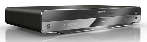 Плеер Blu-ray PHILIPS BDP9600/51, черный