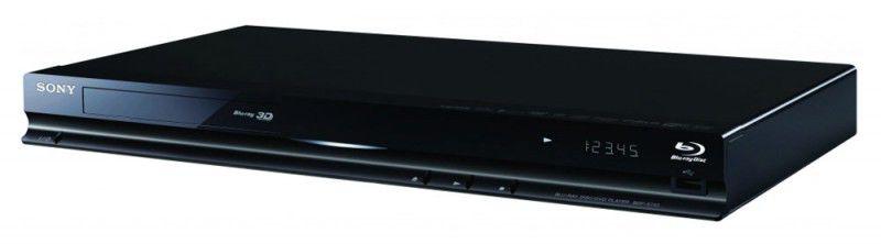 Плеер Blu-ray SONY BDP-S780, черный