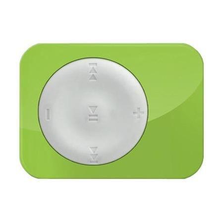 MP3 плеер EXPLAY X1 flash 4Гб белый/зеленый [x1 4gb white/green]