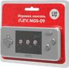 Игровая консоль FUNC MGS-09, серый вид 7