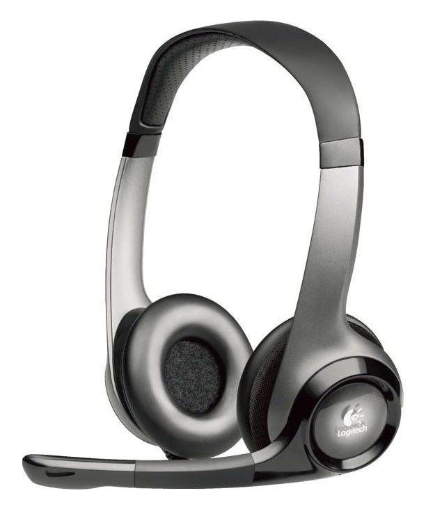 Наушники с микрофоном LOGITECH B530 USB Headset,  981-000336,  накладные, серый