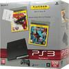 Игровая консоль SONY PlayStation 3 PS719250111, черный вид 11
