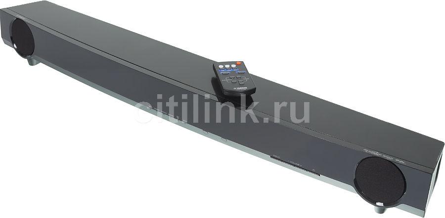 Звуковая панель YAMAHA YAS-101,  черный [ayas101bf]
