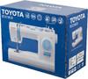 Швейная машина TOYOTA ECO15CB белый [eco 15cb] вид 12