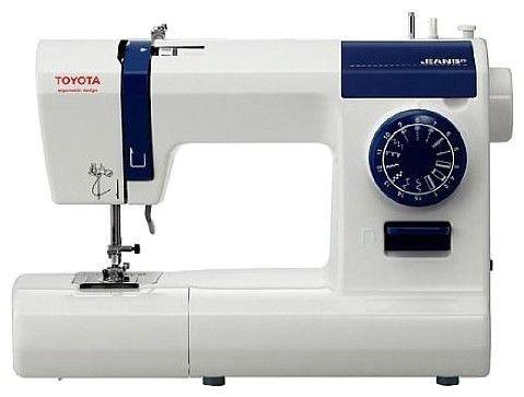 Швейная машина TOYOTA ECO 15CJ белый