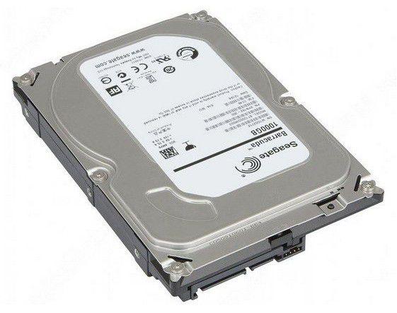 Жесткий диск SEAGATE Desktop ST1000DM003,  1Тб,  HDD,  SATA III,  3.5