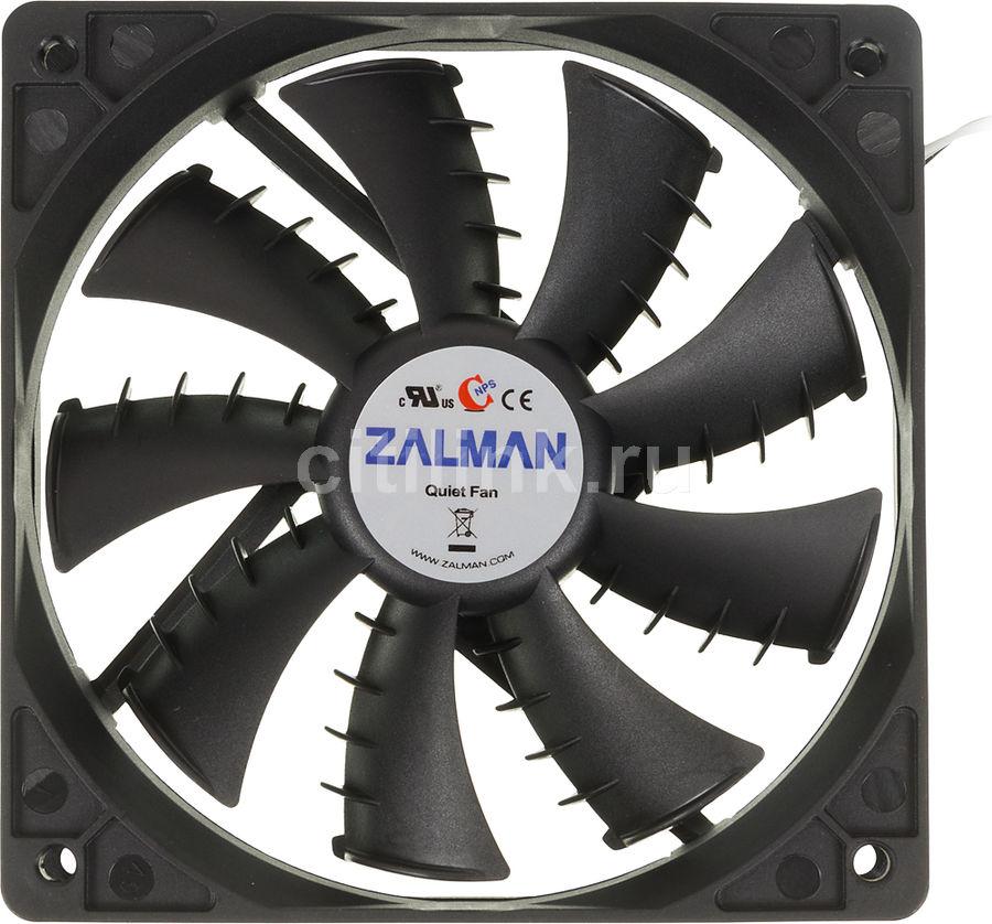 Вентилятор ZALMAN ZM-F3 (SF),  120мм, Ret