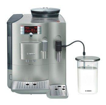 Кофемашина BOSCH VeroBar TES70321RW,  серебристый