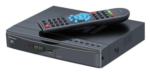 Ресивер DVB-T ROLSEN RDB-202