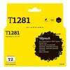 Картридж T2 T12814010 черный [ic-et1281] вид 1