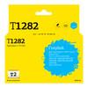 Картридж T2 T12824010 голубой [ic-et1282] вид 1