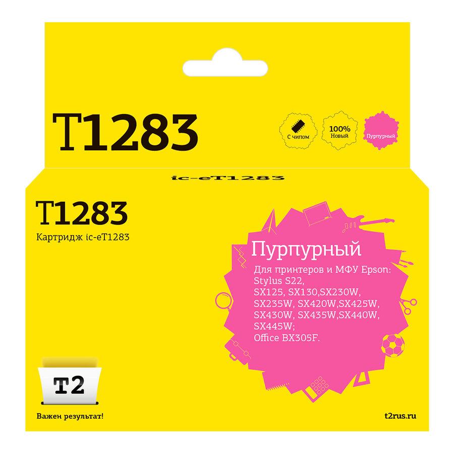 Картридж T2 T12834010 пурпурный [ic-et1283]