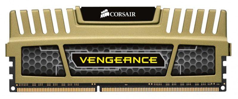 Модуль памяти CORSAIR Vengeance CMZ16GX3M4X1600C9G DDR3 -  4x 4Гб 1333, DIMM,  Ret