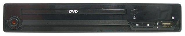 DVD-плеер FUSION FD-U150X,  черный