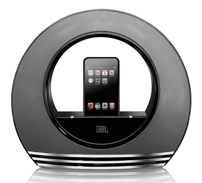 Док-станция JBL Radial черный  (iPhone, iPod)