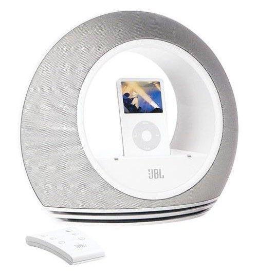 Док-станция JBL Radial белый (iPhone, iPod)