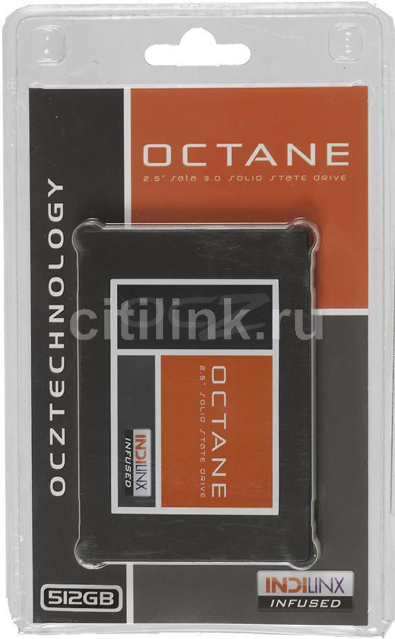"SSD накопитель OCZ Octane OCT1-25SAT3-512G 512Гб, 2.5"", SATA III"