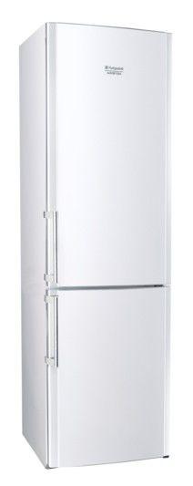 Холодильник HOTPOINT-ARISTON HBM 1201.4 F H,  двухкамерный,  белый