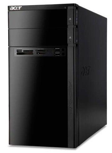Компьютер  ACER Aspire M1930,  Intel  Core i3  2120,  DDR3 4Гб, 500Гб,  nVIDIA GeForce 510 - 1024 Мб,  DVD-RW,  CR,  Windows 7 Home Basic,  черный [pt.shce1.007]