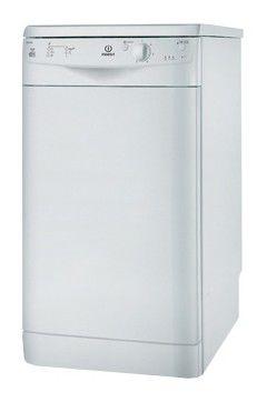 Посудомоечная машина INDESIT DSG 0517,  узкая, белая