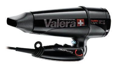 Фен VALERA SL5400T, 2000Вт, черный
