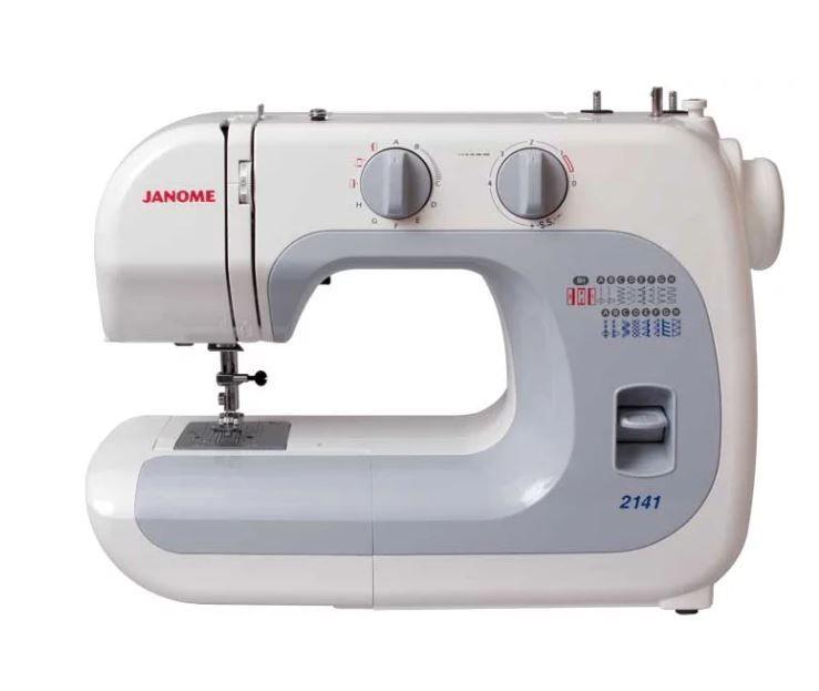 Швейная машина JANOME 2141 белый