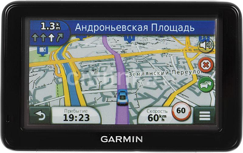 GPS навигатор GARMIN Nuvi 2455,  4.3