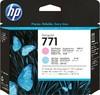 Печатающая головка HP CE019A светло-голубой / светло-пурпурный вид 1