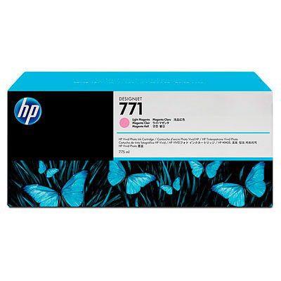 Картридж HP CE041A светло-пурпурный
