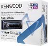 Автомагнитола KENWOOD KDC-415UA,  USB вид 7