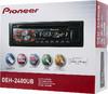 Автомагнитола PIONEER DEH-2400UB,  USB вид 6