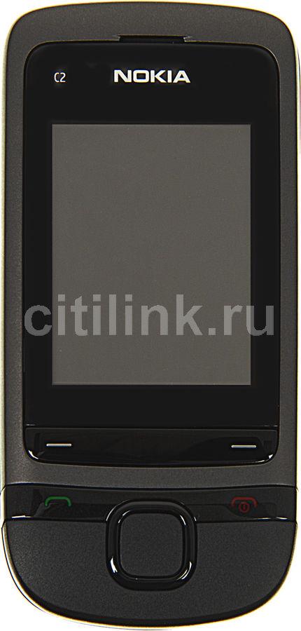 Мобильный телефон NOKIA C2-05  темно-серый