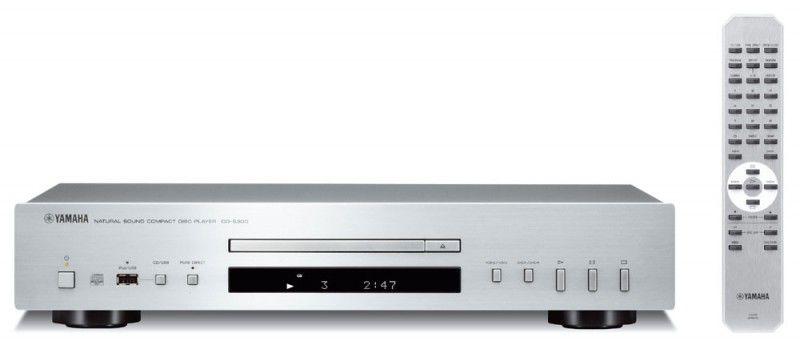 Плеер CD YAMAHA CD-S300,  серебристый [acds300s]