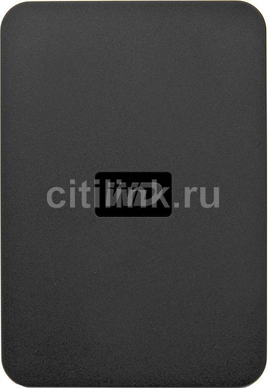 Внешний жесткий диск WD Elements SE Portable WDBPCK0010BBK-EESN, 1Тб, черный